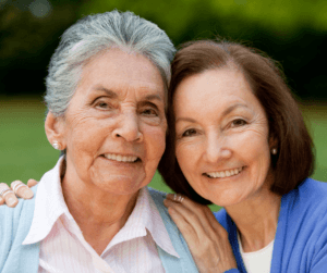 help aging loved one